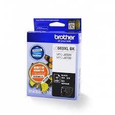 BROTHER LC669XLBK - Ink Cartridge