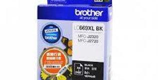 BROTHER LC669XLBK - Ink Cartridge