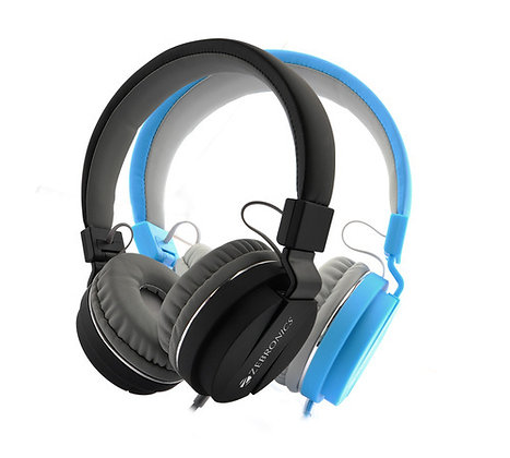 H- Zebronics headphone with mic (STORM),MRP-699/-