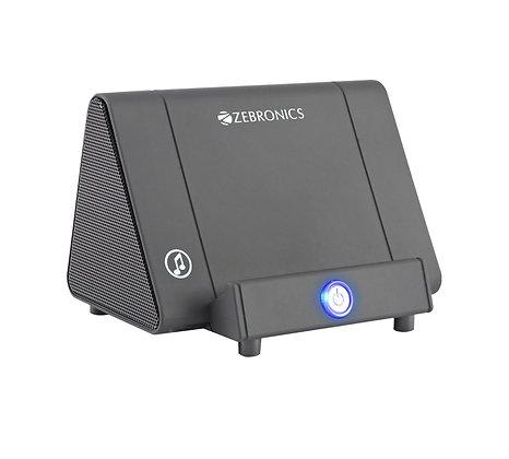 SPK -Amplify zeb portable speaker , mrp - 999