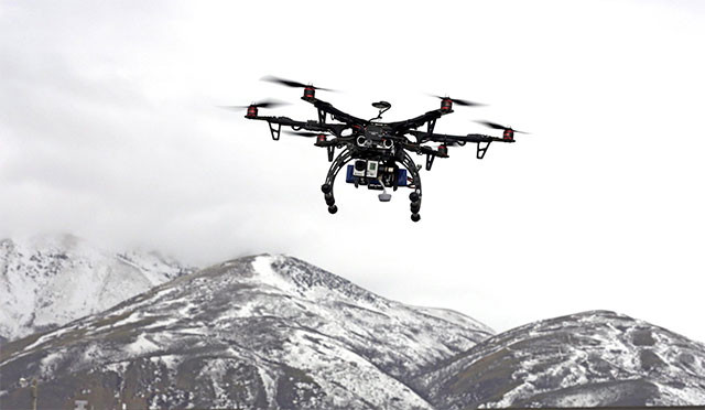 Drone use in SAR 1