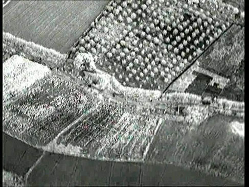 Non-IR camera view from SAR