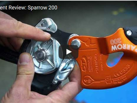 Equipment Review: Sparrow 200