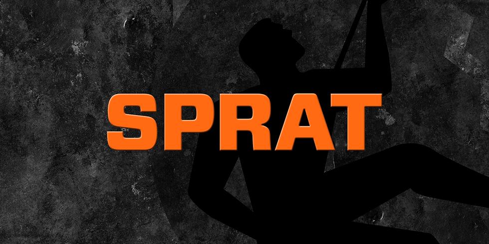 SPRAT ROPE ACCESS #21-022