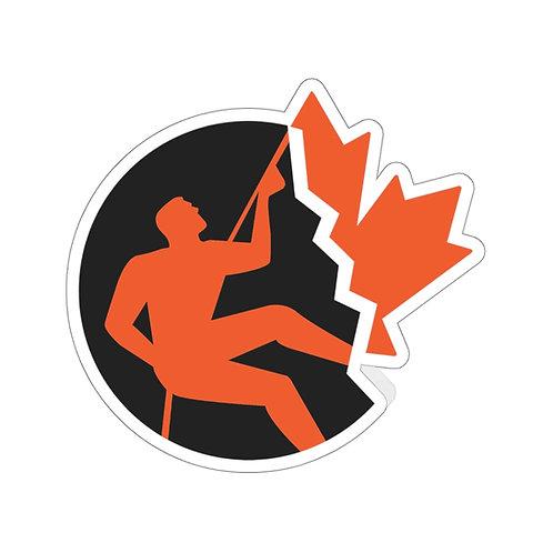 The Maple Sticker