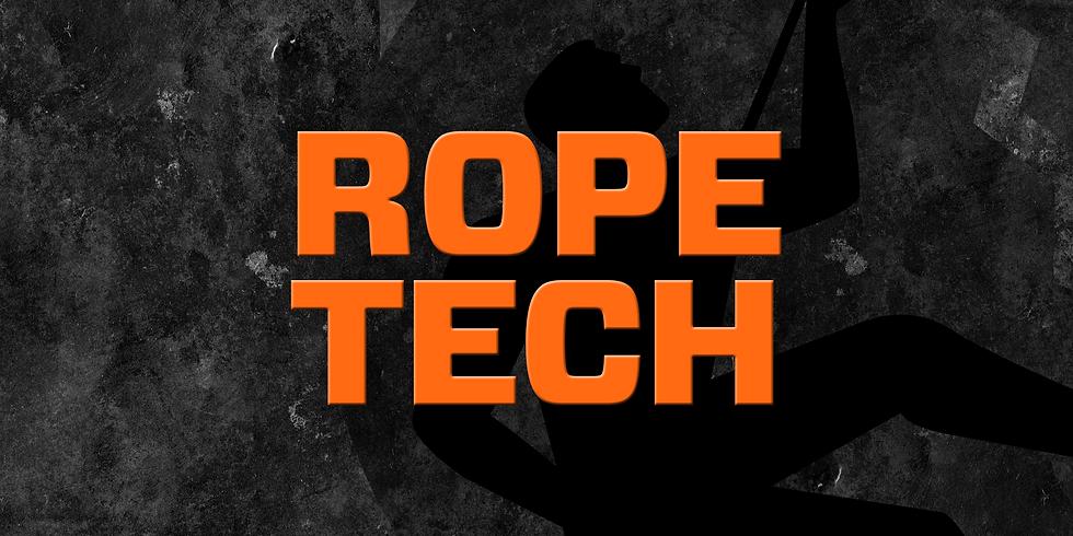 NFPA ROPE RESCUE, TECH #21-025