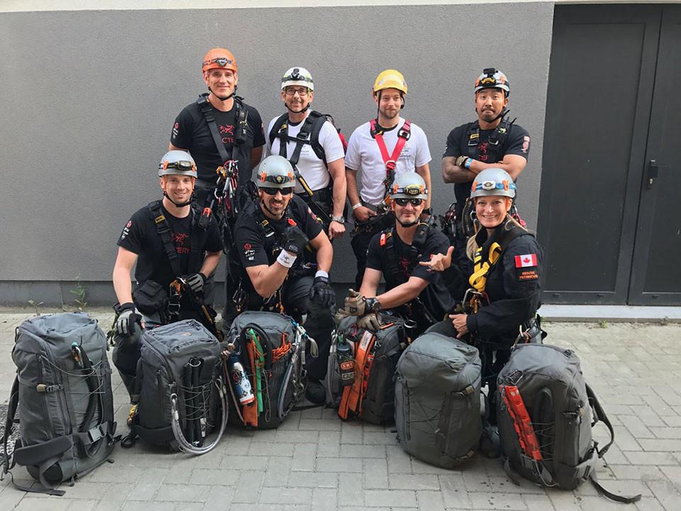 Ronin Rescue at GRIMP 2017