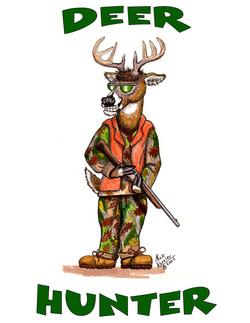 Deer Hunter T-shirt