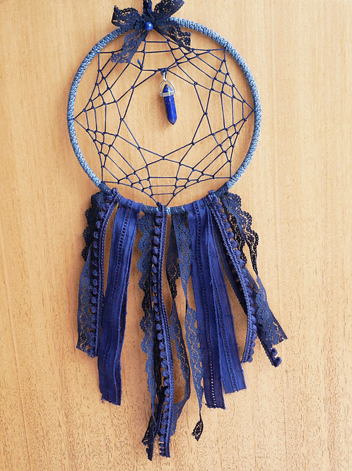 Attrape-rêves Lapis-Lazuli