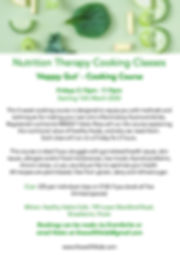 'Happy Gut' Cooking Course (Broadstone)_