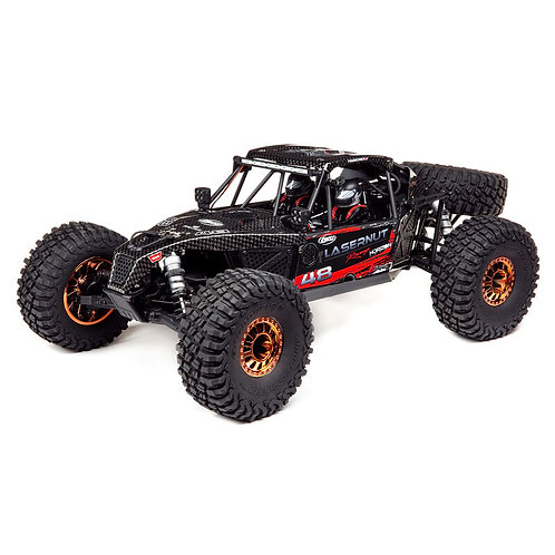Losi 1/10 Lasernut U4 4WD Brushless RTR with Smart and AVC, Black
