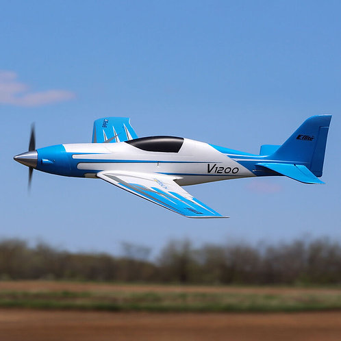 Eflite V1200 1.2m BNF Basic with Smart, AS3X and SAFE Select