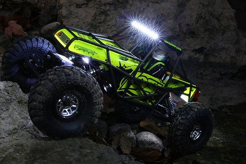 Losi 1/10 Night Crawler SE 4WD Rock Crawler Brushed RTR, Green