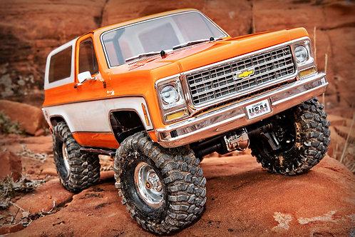 Traxxas TRX-4 K5 Blazer Scale & Trail (Orange)