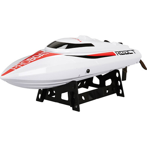 "Proboat React 17"" Self-Righting Brushed Deep-V RTR"