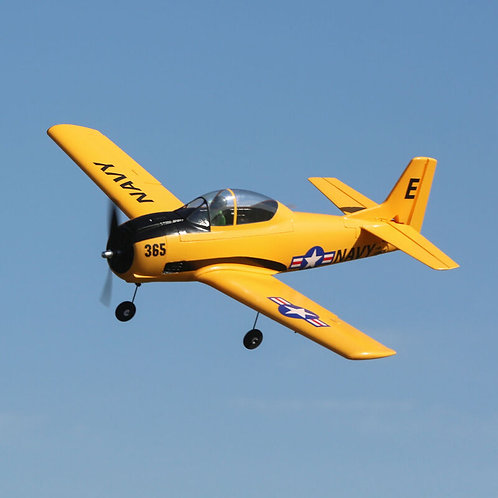 Eflite T-28 Trojan 1.1m BNF Basic with AS3X and SAFE Select