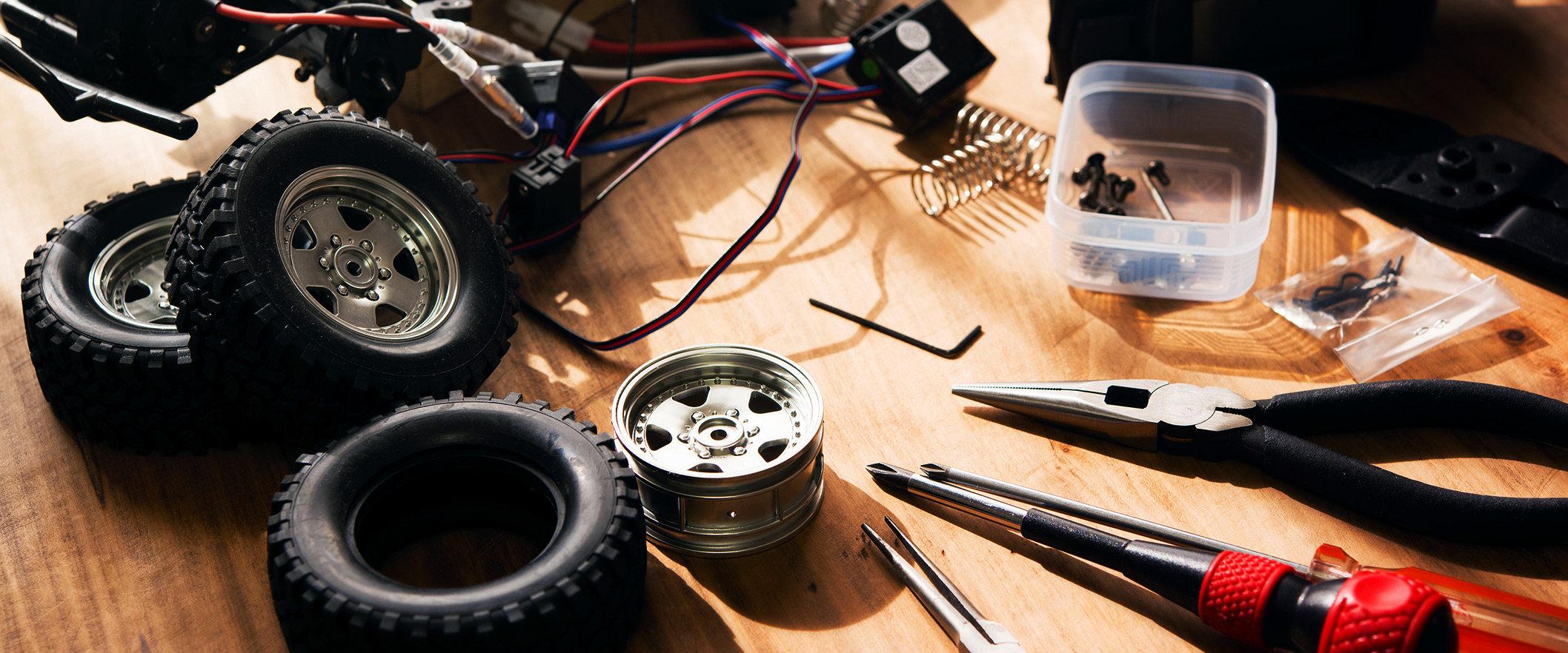 Model Repair Services