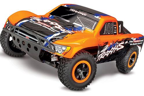 Traxxas Slash 4x4 VXL Brushless Short Course Truck (Orange)
