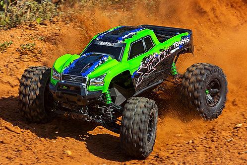 Traxxas X-Maxx 8S 4x4 Monster Truck (New Green Scheme)