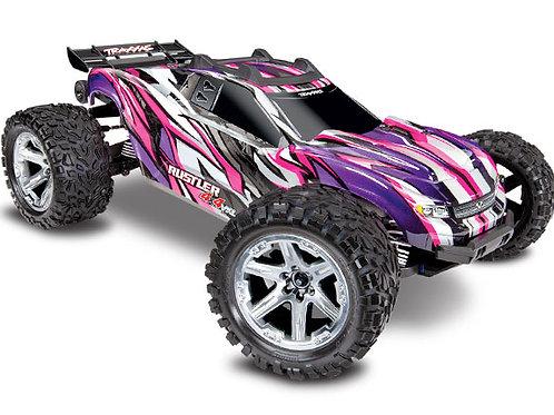 Traxxas Rustler 4x4 VXL (Purple/Pink)