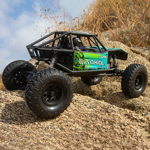 Axial 1/10 Capra 1.9 Unlimited 4WD Trail Buggy Brushed RTR