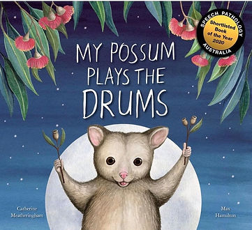 My Possum Cover with Speech Pathology St