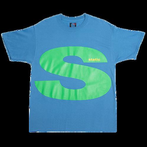 SADE T-SHIRT (BLUE)