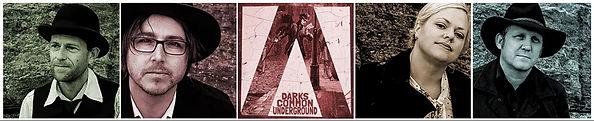 Darks Common Underground Daniel Holdsworth Nathan Carr Janine de Barse Paul Griffiths