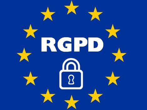 RGPD - La sécurisation des données personnelles