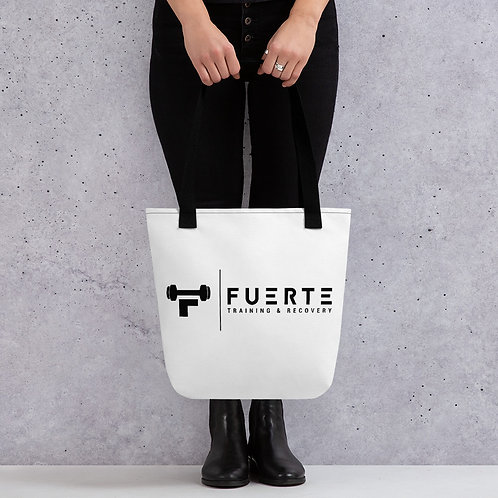 Tote bag with Full logo