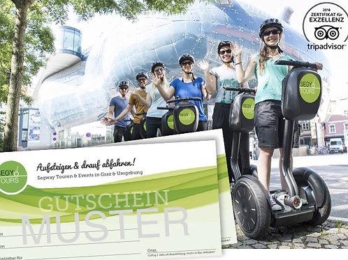 Gutschein Segway-Tour