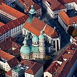Segway Graz | Grazer Dom | Dachlandschaft