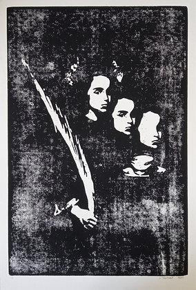 VAILLANT Jeanne, Sainte Rufine et sa plume