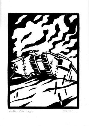 ULRIC, Monstres d'acier