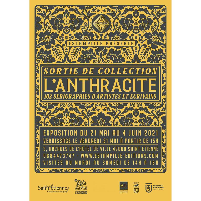 L'ANTHRACITE, 102 estampes d'artistes ligériens /// du 9 au 23 juillet