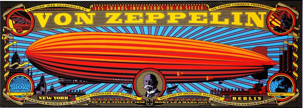 BENITO, Zeppelin aurore