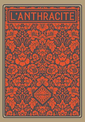 L'ANTHRACITE orange, collection d'estampes