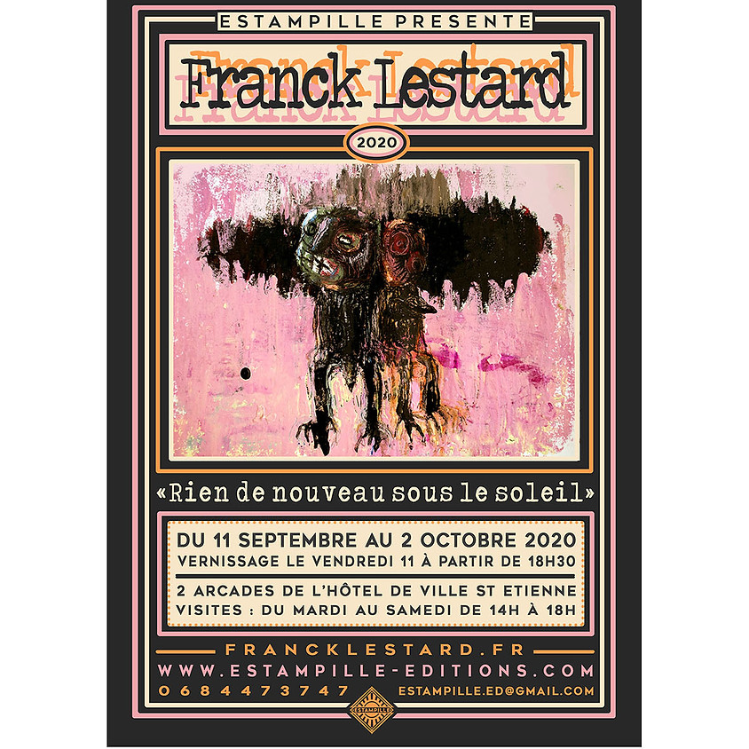 Rien de nouveau sous le soleil, Franck LESTARD