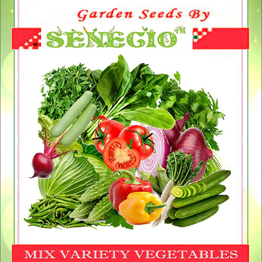 Mix Variety Vegetable Seeds