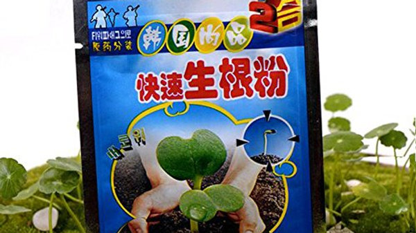 Fertilizer Rooting Hormone Powder 15g For Seedling Cutting Grafting