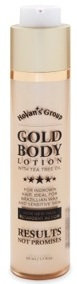 Gold Advanced Body Lotion