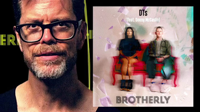 DTs out today! With scorching tenor sax solo from the amazing Donny McCaslin.