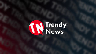 TRENDY NEWS INTRO ANIMATION