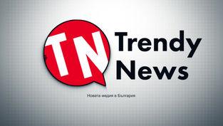 TRENDY NEWS LOGO ANIMATION