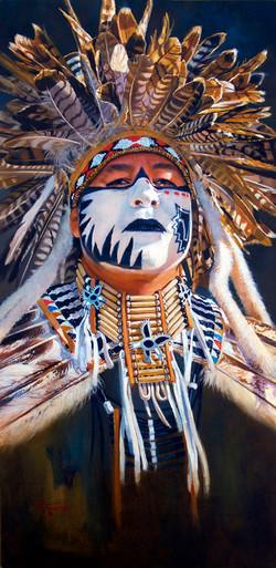 Tribal Wisdom (SOLD)