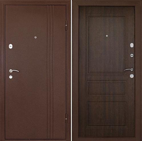 Входная дверь Турин Орех