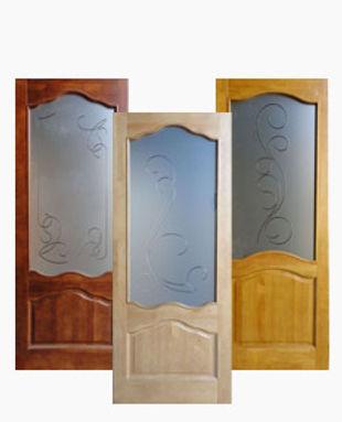 Межкомнатные двери массив сосны| Двери Комфорт сервис 39 | Калининград