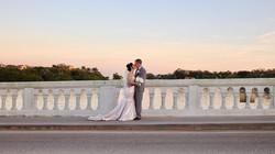 Bridge Wedding, Florida
