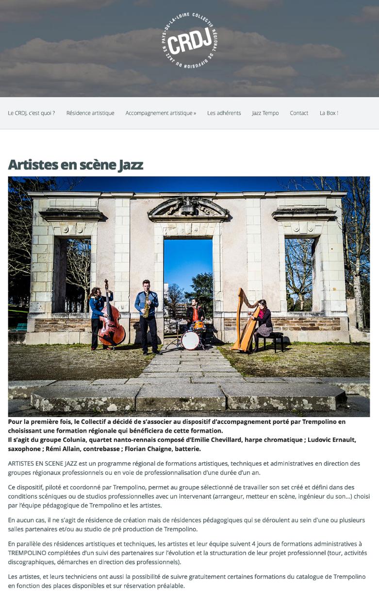 Artistes_en_scène_Jazz - CRDJ