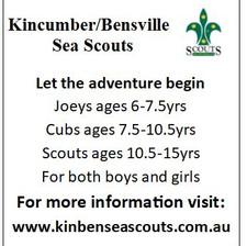 KincumberBensville Scouts